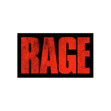 Rage movie logo