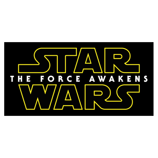 Star Wars The Force Awakesn movie logo