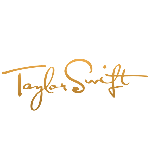 Taylor Swift music logo