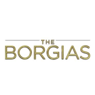 The Borgias TV logo