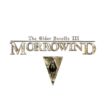 The Elder Scrolls III Morrowind  logo