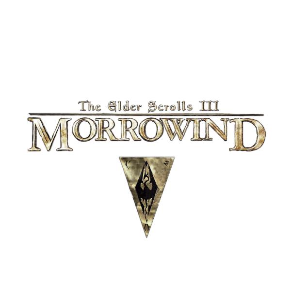 The Elder Scrolls III Morrowind  logo