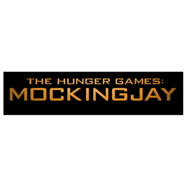 The Hunger Games Mockingjay movie logo