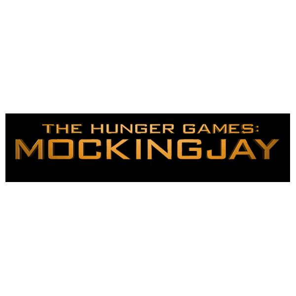 The Hunger Games Mockingjay movie logo