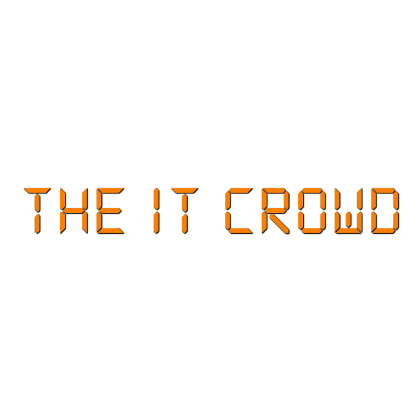 The IT Crowd TV logo