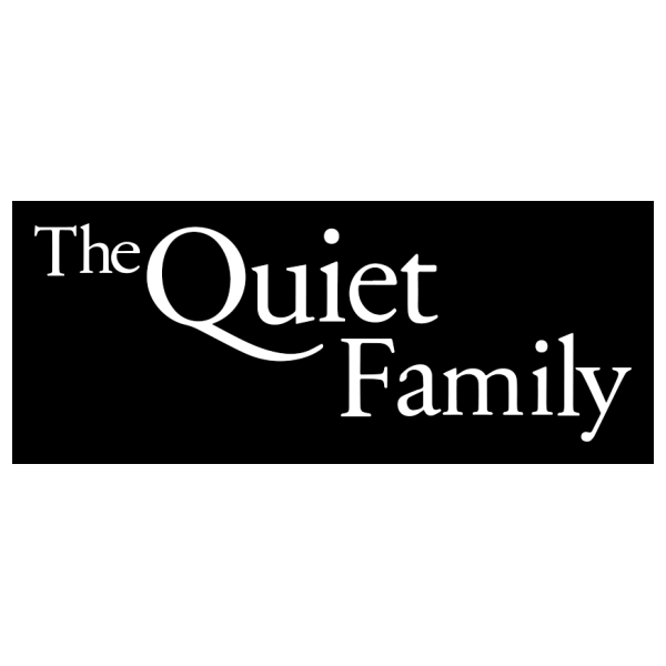 The Quiet Family movie logo