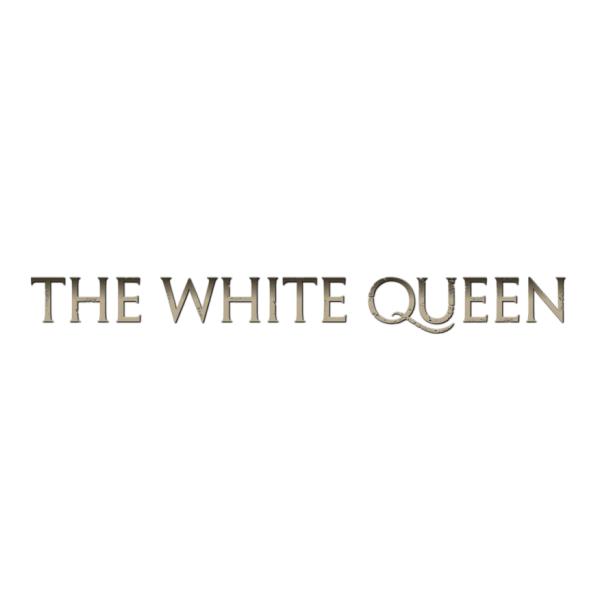 The White Queen tv logo
