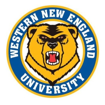 Western New England Golden Bears logo