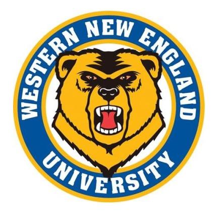 Western New England Golden Bears logo