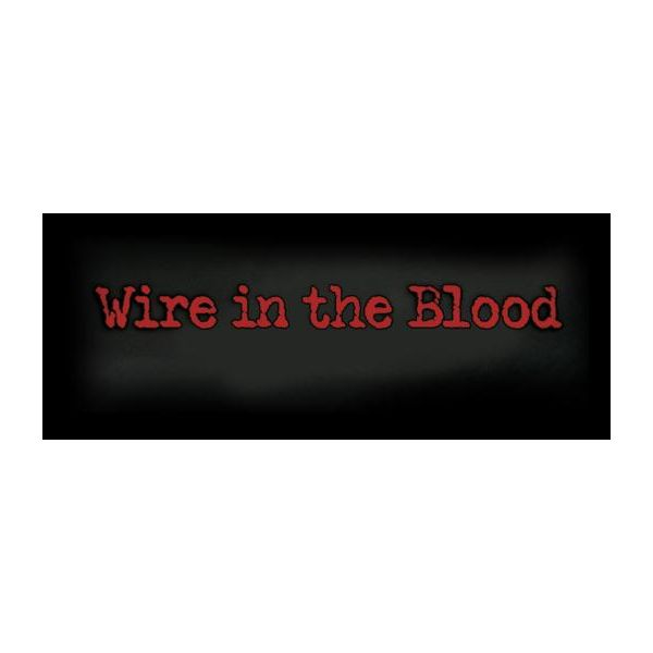 Wire in the Blood tv logo