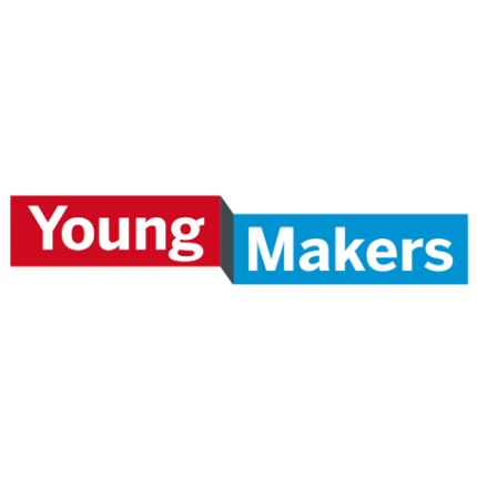 Young Makers logo