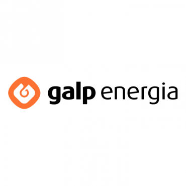 galp energia logo font