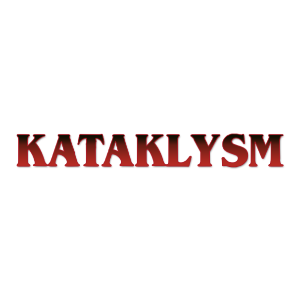 kataklysm music logo