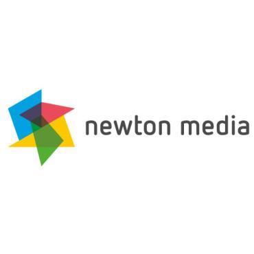 newton media logo